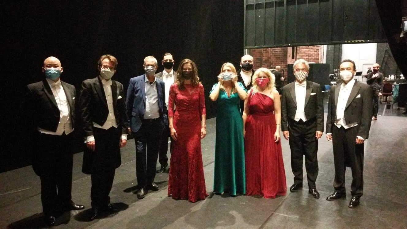 Gala de apertura de temporada de opera 2020-2021 Teatro de Bremerhaven 2